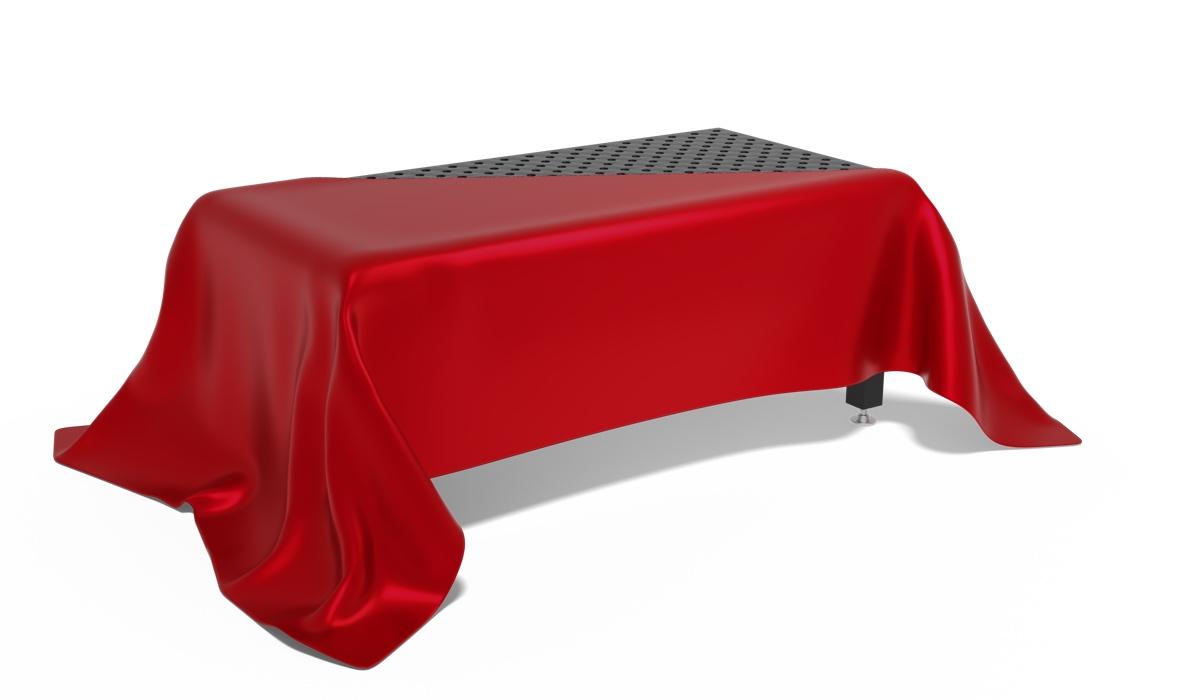 Nuovo tavolo siegmund